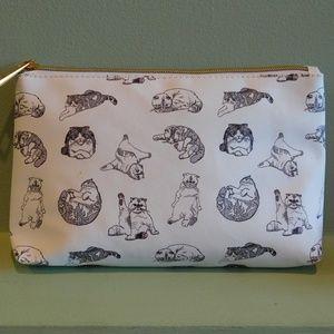 Handbags - Adorable Cat Cosmetic Bag